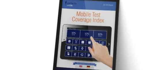 Maximal 32 unterschiedliche Smartphones sind nötig, um für 80 Prozent des deutschen Marktes erfolgreich testen zu können