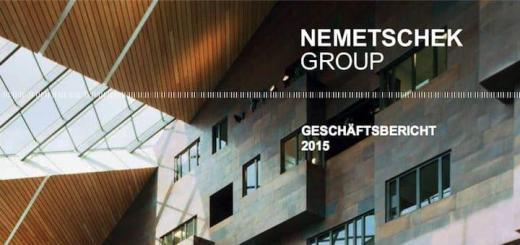 Die Nemetschek Group schüttet nach einem erfolgreichen Geschäftsjahr 2015 eine hohe Dividende aus