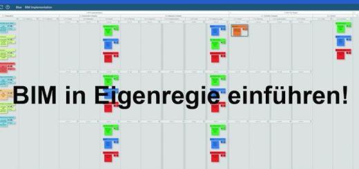 BIM in Eigenregie einführen - in einem Webinar erläutert Ulf-Günter Krause, wie das klappen kann
