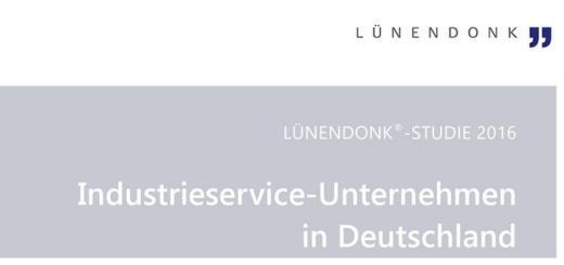 Die jüngste Studie von Lünendonk zu Industrieservice-Unternehmen in Deutschland zeigt eine Tendenz auf, der zu Folge Industrieservice und Facility Services enger zusammen rücken werden