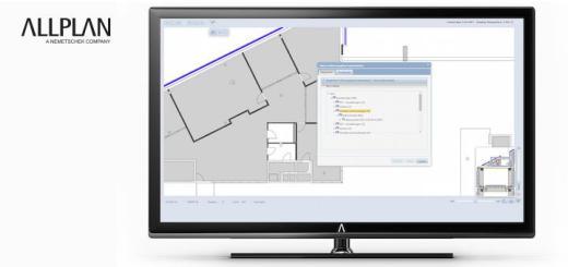 Allplan Allfa 2017 hat seine Konnektivität zu BIM- und CAD-Systemen verbessert