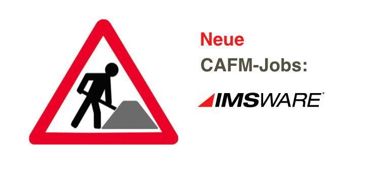 IMS sucht aktuell fünf weitere CAFM-Consultants für Dinslaken und Berlin