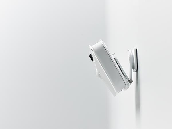 klein und clever berwachungs kameras von blink mit wlan. Black Bedroom Furniture Sets. Home Design Ideas