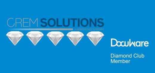CREM Solutions ist erneut in den Docuware Diamond Club aufgenommen worden