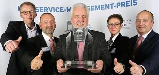Das Service-Tool tele-LOOK hat den Service Management Preis gewonnen