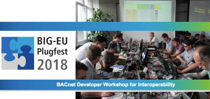 Coden für bessere Verständigung: Mitte Mai findet das 12. BACnet Plugfest statt