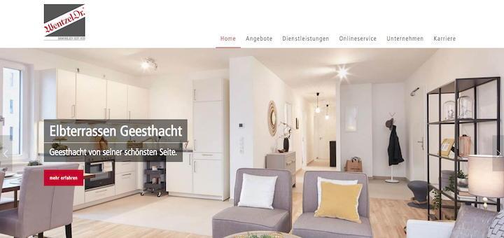 Wentzel Dr. aus Hamburg ist das erste Unternehmen, das auf die Kombination aus CREM Solution iX Haus und casavi setzt