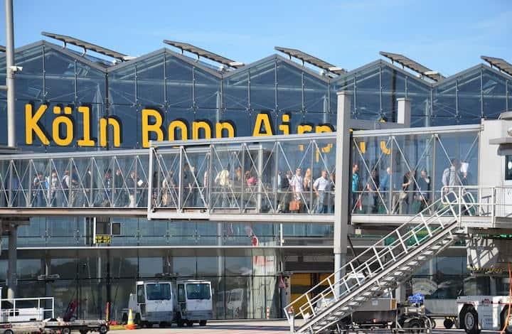 Auf dem Köln Bonn Airport findet der erste BIM Dialog 2019 statt.