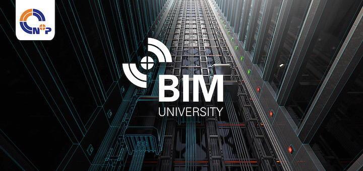 Eine Online-Messe zum Thema BIM veranstaltet N+P unter dem Titel BIM-University im Februar im Netz