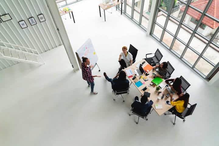 Flexible Teams – wie sich moderne Arbeitswelten mit CAFM flankieren lassen, will Archibus auf der Servparc zeigen