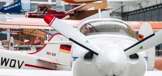 flugwerft schleßheim - (c) deutsches museum