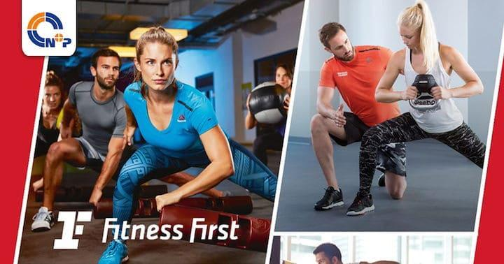 Die Sportkette Fitness First hat sich für Spartacus FM entschieden, um Reinigung und Instandhaltung zu flankieren
