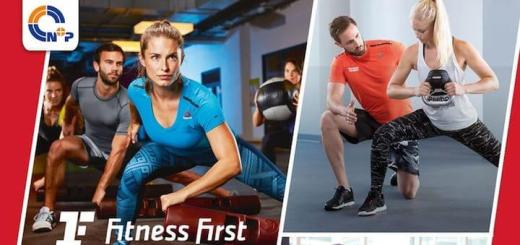 fitness first n+p spartacus fm
