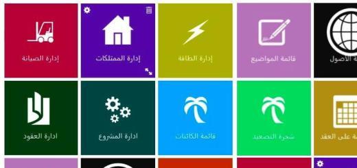 IMSWARE ist laut Hersteller die erste vollständig arabisch lokalisierte CAFM-Software weltweit