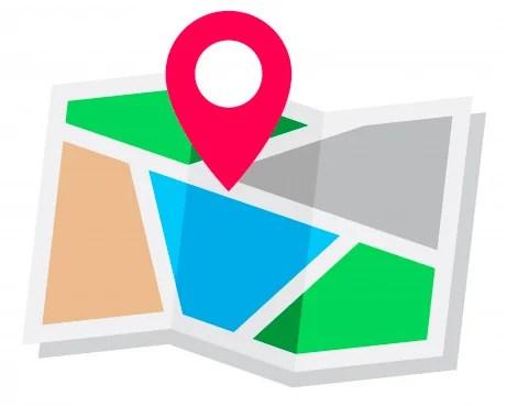 cerca la sede nella mappa di google