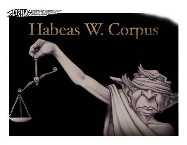 Sherfius - Habeas Corpus