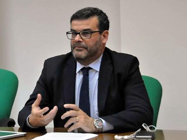 """Luigi Arru assessore Sanità Regione Sardegna: """"Un  bell'esempio di chirurgia programmata al Binaghi"""""""