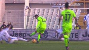 Il Cagliari torna da Pescara con un pareggio d'oro