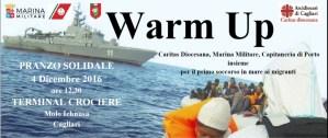 Cagliari. Pranzo solidale al porto per acquistare il kit per i migranti