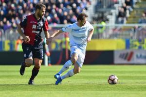 Serie A – Il Cagliari frena la corsa della Lazio