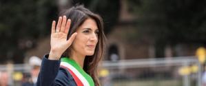 60° Anniversario del Trattato di Roma. Il saluto del sindaco di Roma Virginia Raggi censurato dalla RAI