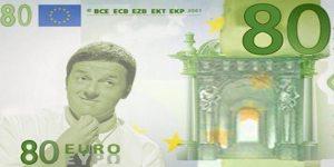 Renzi è disperato e mette sul piatto la carta degli 80 euro a chi ha famiglia e servizio civile obbligatorio per i giovani