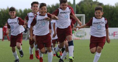 """""""Torneo Saras Football Academy"""". Oltre 1.200 persone, tra atleti, dirigenti e accompagnatori,"""