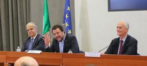 """Salvini su progetto """"Scuole sicure"""": «Soldi ben spesi»"""