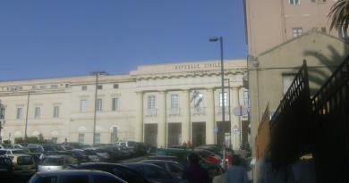 Lancioni (Psd'Az), Centro Caritas all'ex San Giovanni di Dio