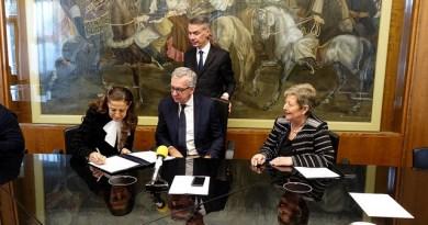Regione e Corte d'Appello, accordo per i tirocini dei neo laureati negli uffici giudiziari