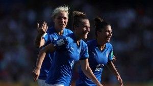 Azzurre al Mondiale, si vola ai quarti con una straordinaria vittoria