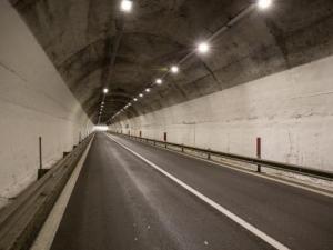 ANAS: attivati i nuovi impianti di illuminazione a LED nelle gallerie della 387