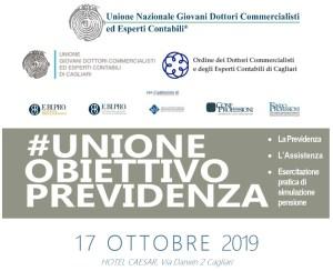 Cassa dei dottori commercialisti a Cagliari: Unione Obiettivo Previdenza