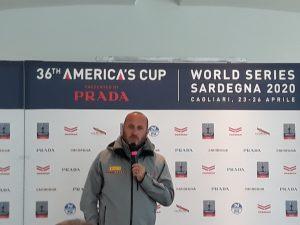 Vela, America's Cup 2021.Si comincia da Cagliari