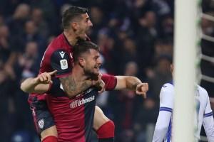 Coppa Italia. Il Cagliari 2 batte la Sampdoria ed approva agli ottavi