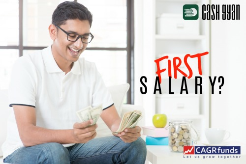 What To Do With Your First Salary?