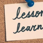 Life lessons that stuck to me