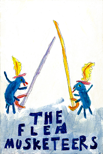 The Flea Musketeers
