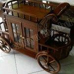 Trolley Kayu Jati Jepara