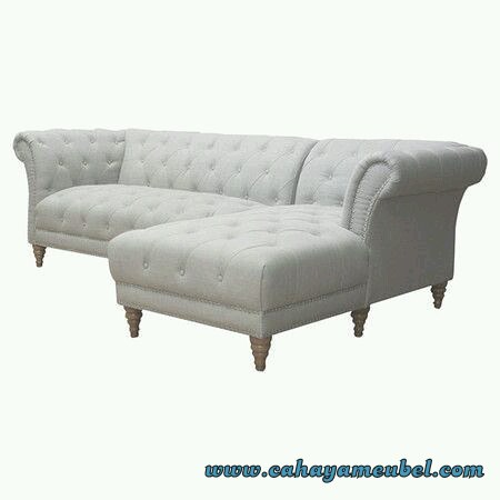 Sofa Sudut Tamu Full Jok