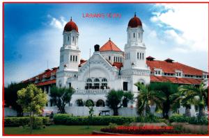 Lawang Sewu Semarang Tinjauan Historis Dari Masa ke Masa