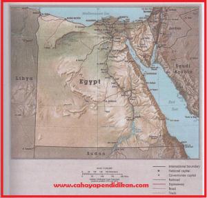 Kondisi Alam Negara Mesir