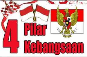 4 Pilar Kebangsaan Indonesia