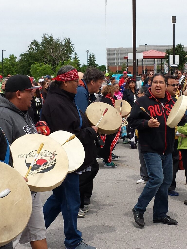 Le message autochtone (2e grande conférence)