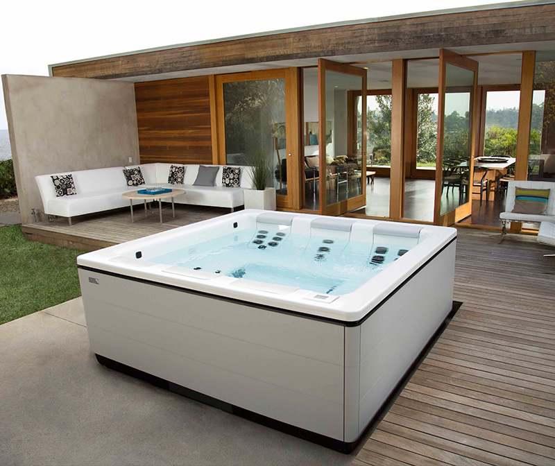 Some hot tubs in West Los Angeles, CA