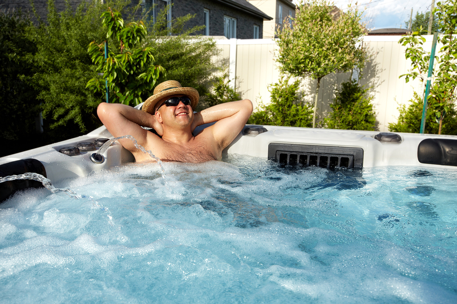 hot tub sales