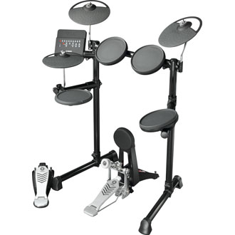 C  A  House Music   Yamaha DTX450K Electronic Drum Set with Rack     Yamaha DTX450K Electronic Drum Set with Rack  Module  Foot Pedal  USB