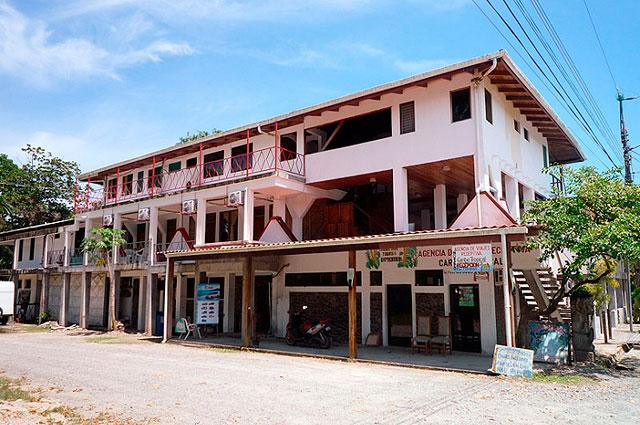 Hotel National Park en Cahuita
