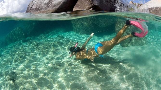 Snorkel y Parque Nacional Cahuita