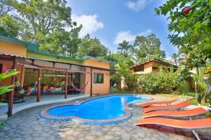 Hotel Caribbean Coconut en Cahuita